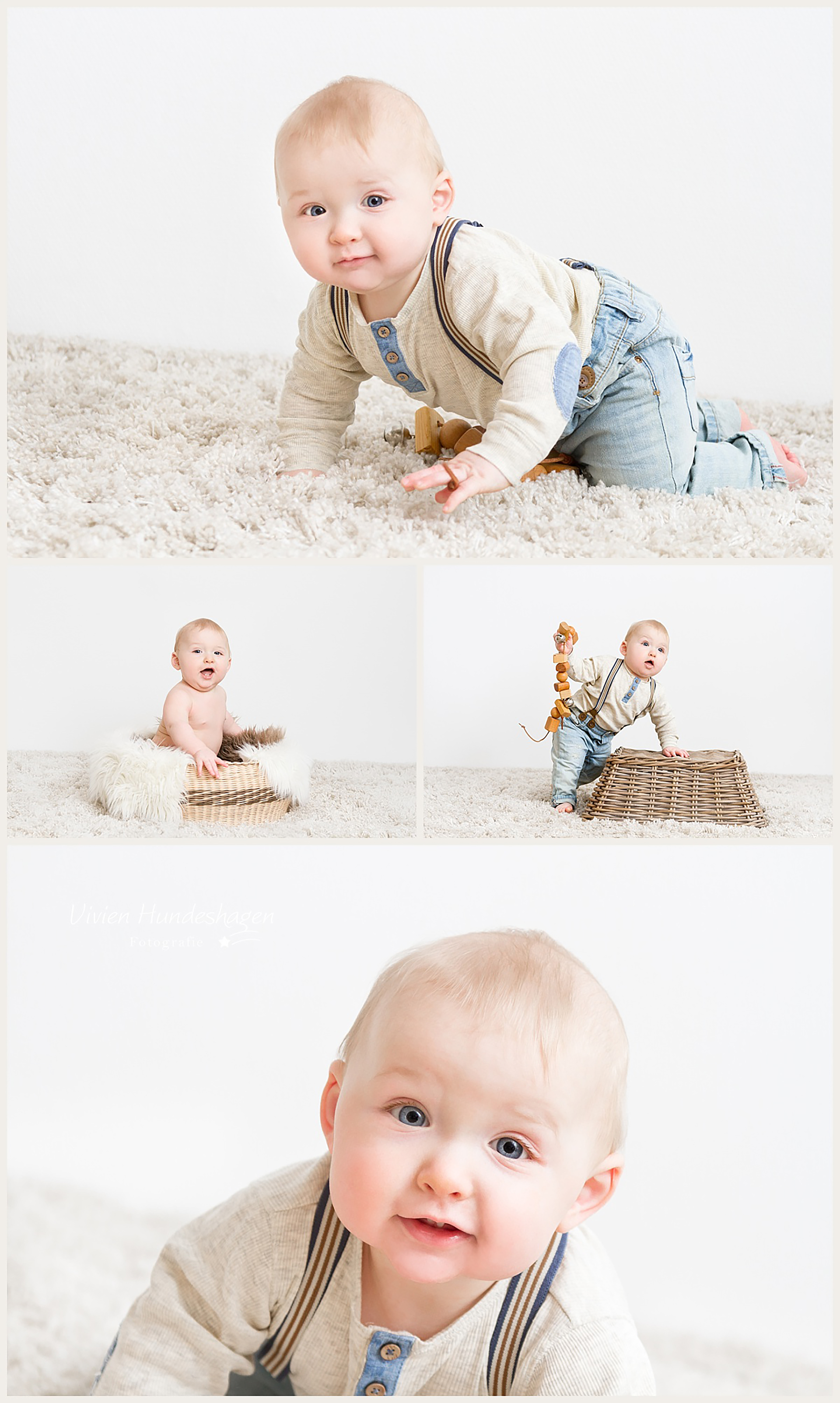 babyfotos Braunschweig 9 Monate Familienfotos natürliche Fotos