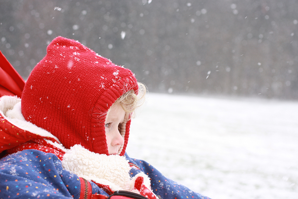Kinderprofil Winter